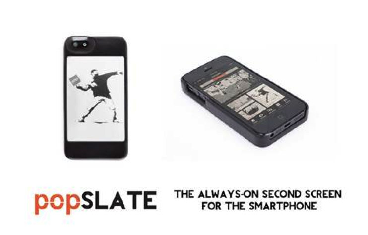 PopSLATE and Plastic Logic lead the field in covers for the iPhone5S