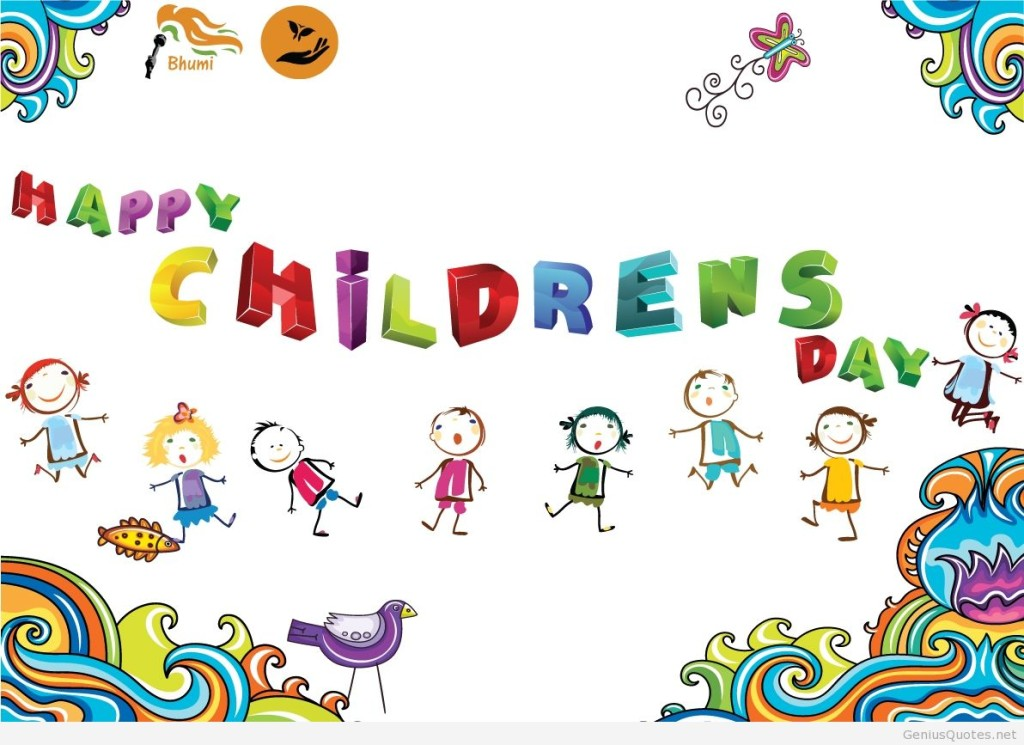 happy-childrens-day-Quotes Images