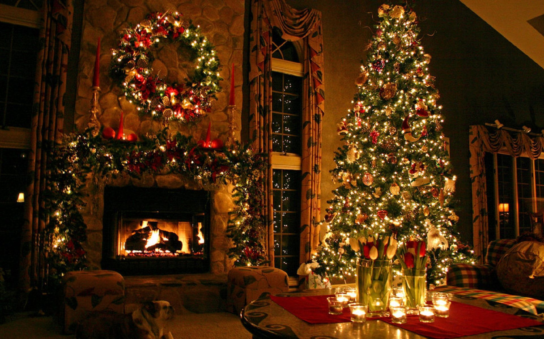 download merry christmas hd wallpaper