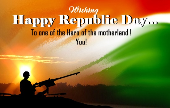 Happy Republic Day Wallpapers, Wishes  SMS, Greetings, Messages 2016