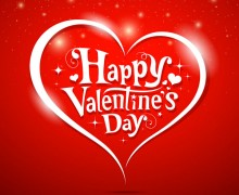 Happy Valentine's Day Greeting Cards 2016 {Free Download}