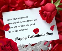 {Happy} Valentine Day Whatsapp Status and Facebook Messages