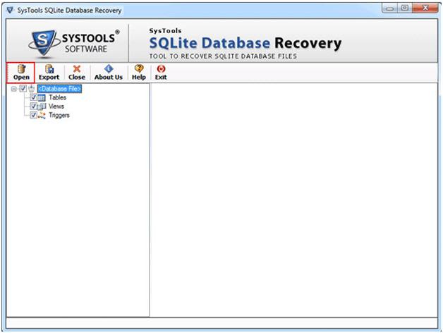 Free SQLite Viewer