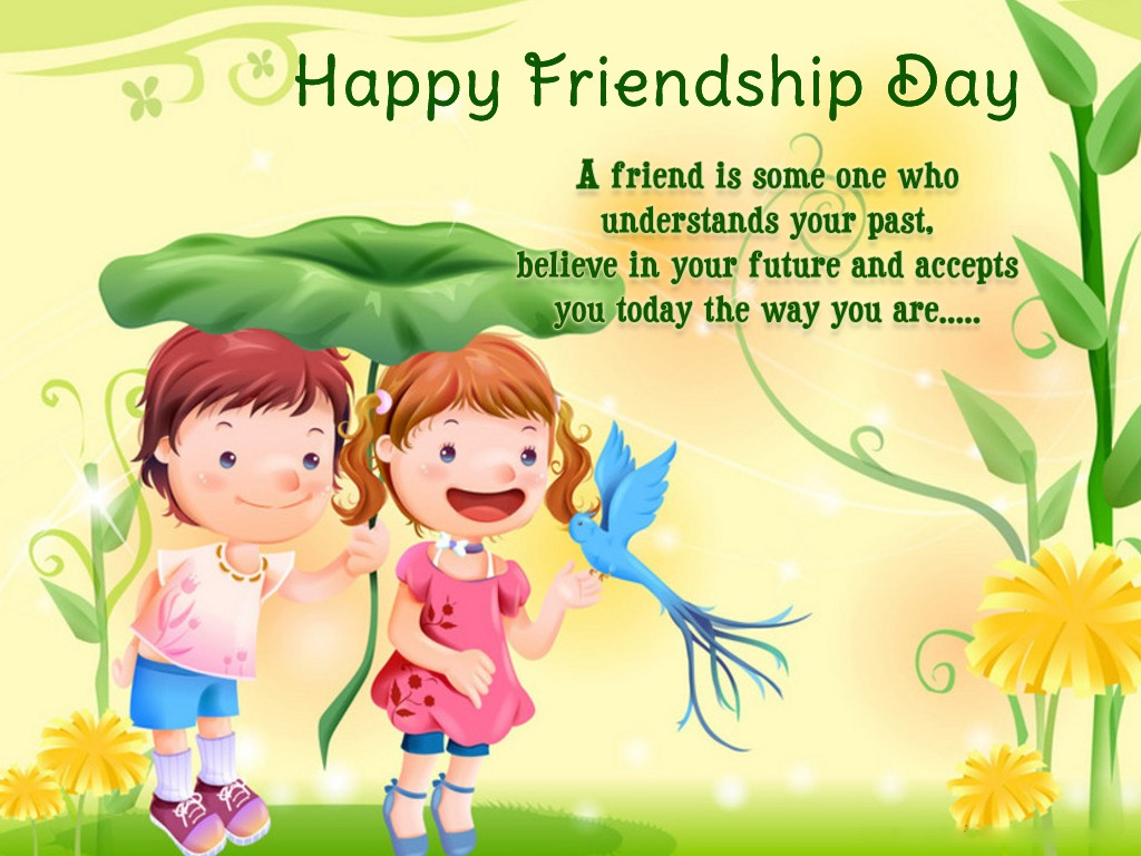 Happy Friendship Day Whatsapp Status and Facebook Messages  Science and Tech...