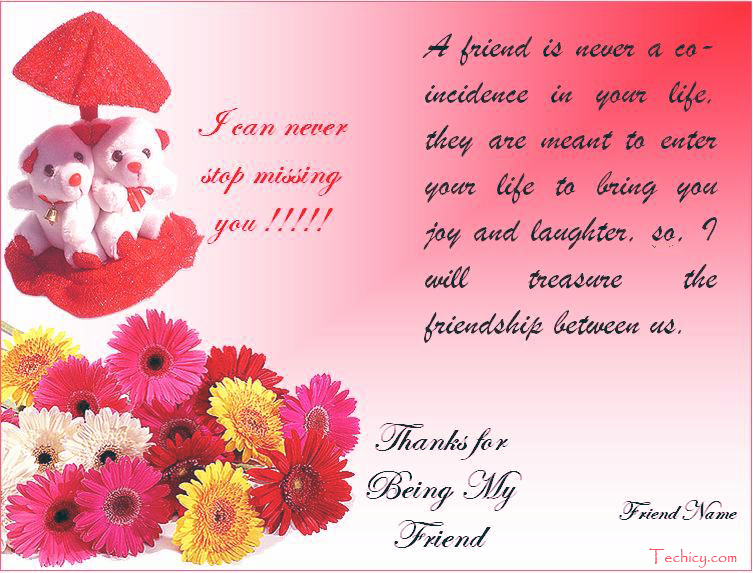 happy friendship day greetings cards   cards for friends, Greeting card
