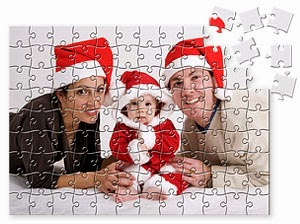 Happy Friendship Day Gift Ideas SantaHatPuzzle
