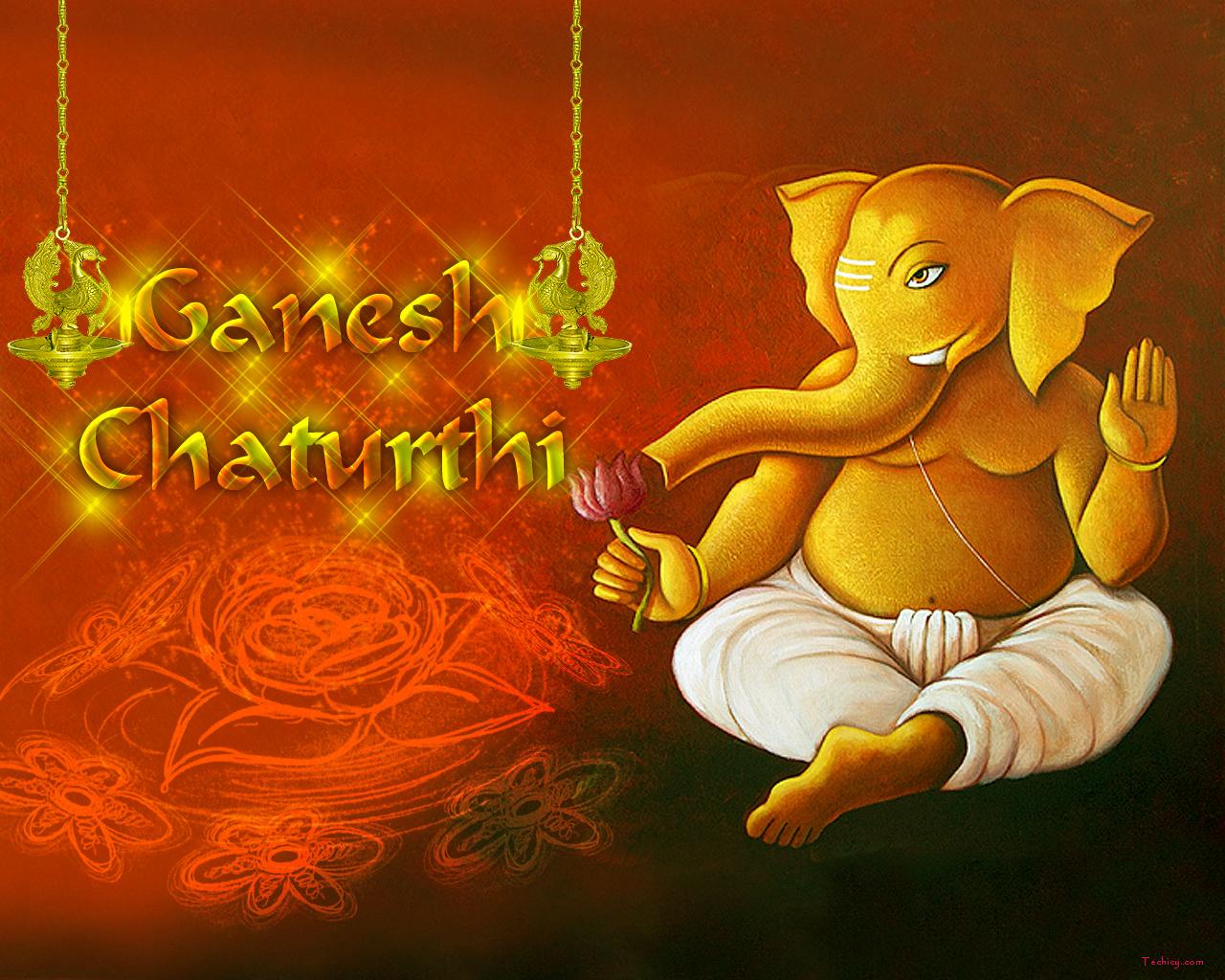 Hd wallpaper ganesh - Download Ganesh Chaturthi Hd Pics Photos