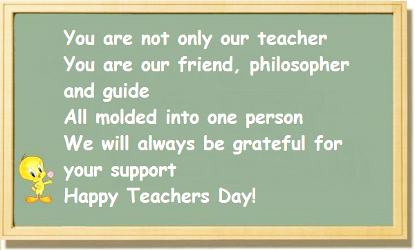 2016] Happy Teachers Day Quotes in Hindi, English, Marathi for ...