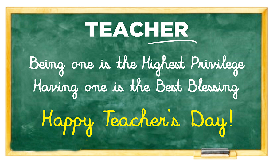 Happy Teacher's Day Wishes with quotes, images, and greetings