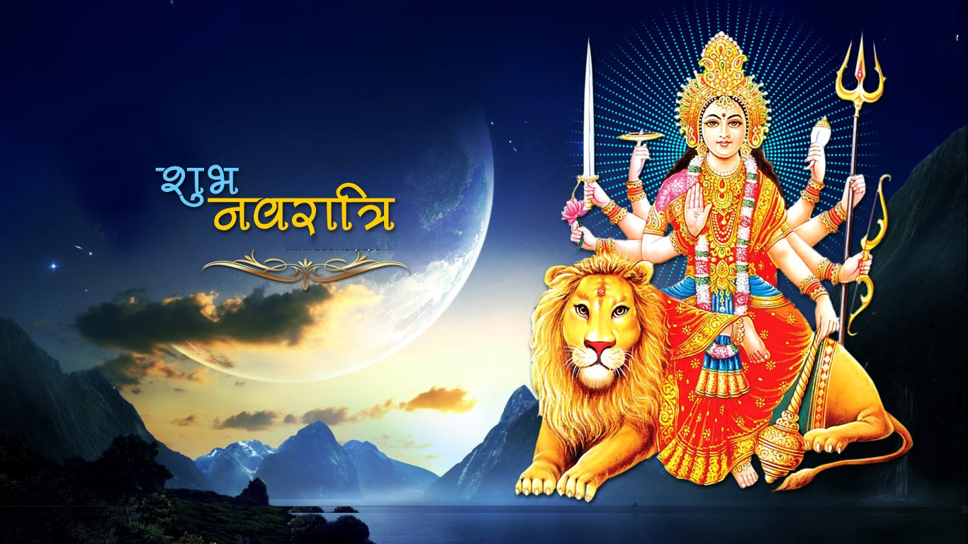 Famous Navratri God Devi Maa Pictures for Free Download