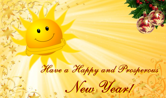 Happy New Year Greeting Cards 2016Techicy