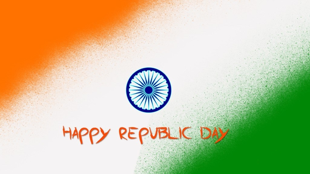 Republic Day India Tricolor 2017