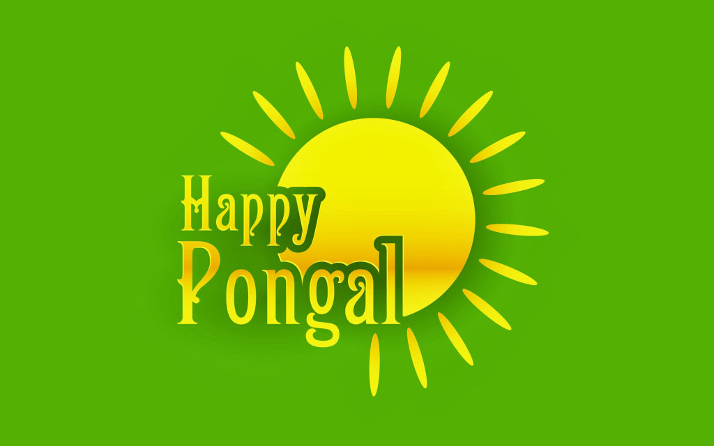 Happy Pongal Messages 2016