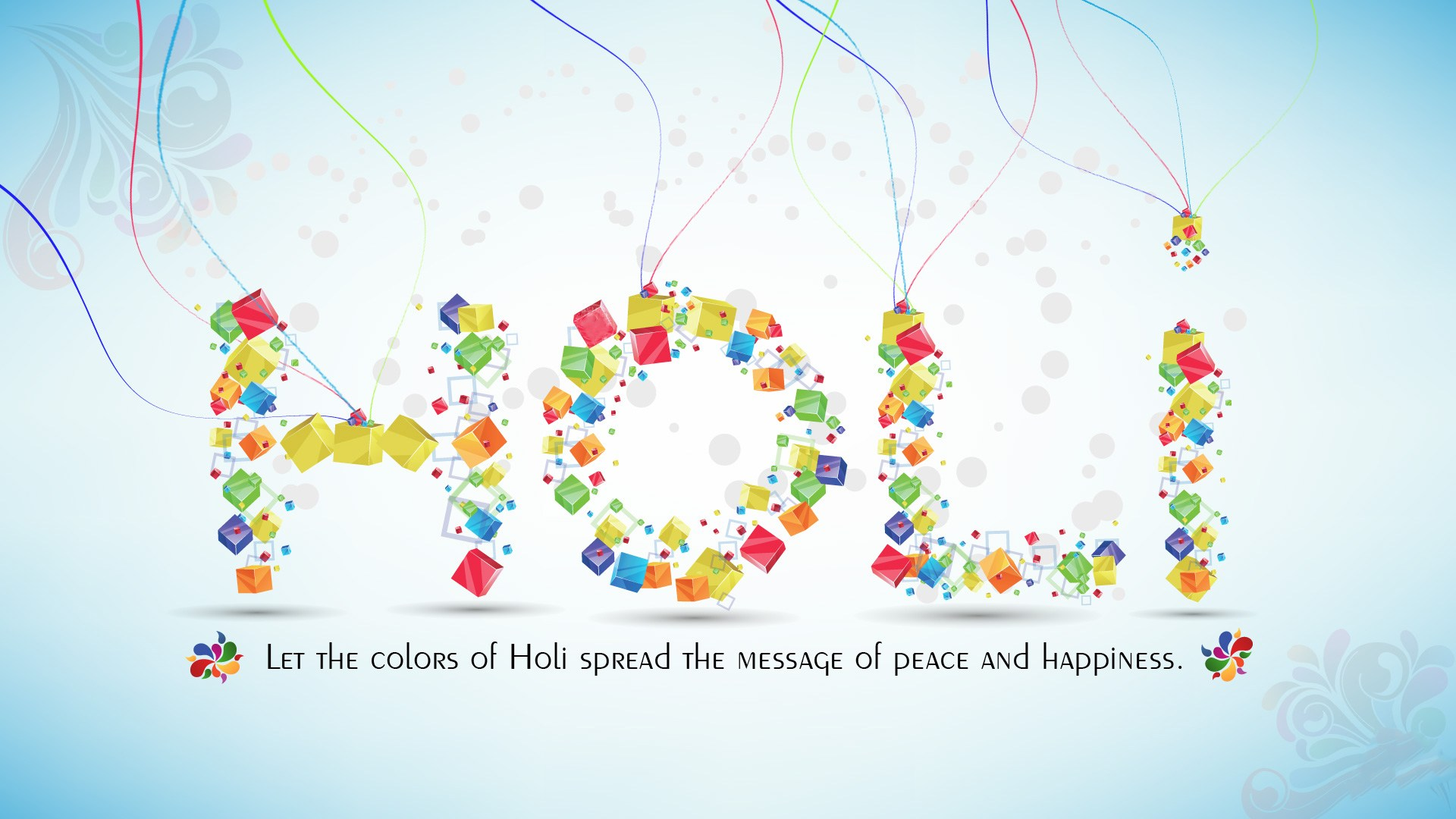 Happy Holi Messages & Status for For Whatsapp & Facebook