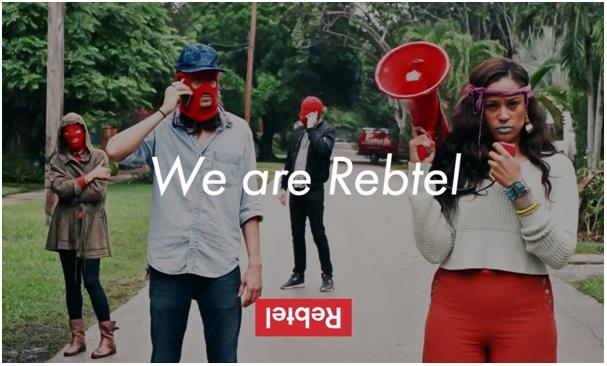 Rebtels International Calling App
