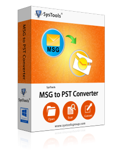 MSG To Outlook Converter Overview