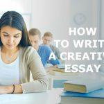 Creative Essays from Online Platform