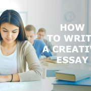 Creative Essays from Online Platform