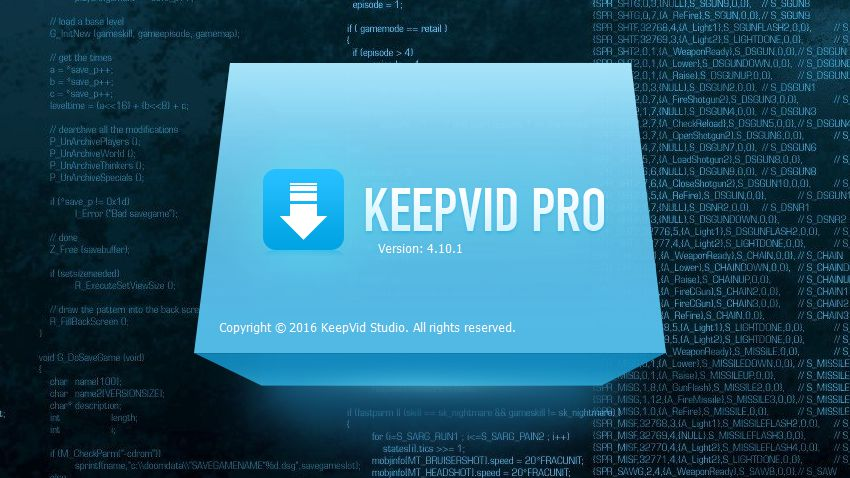 Keepvid Pro Free Download Full Version With Crack
