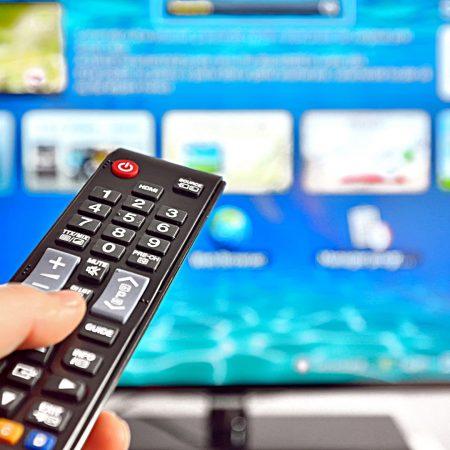Binge Watching Netflix on Smart TVs