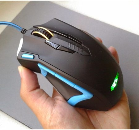 Gaming Mouse Programmable Buttons