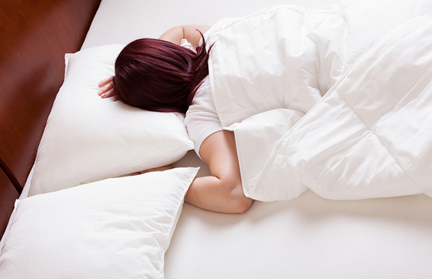 Potential Benefits of Sleeping On Your Left Side