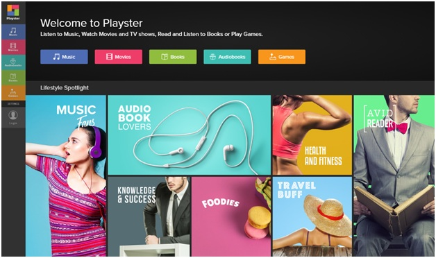 Playster and the Universal Entertainment Platform