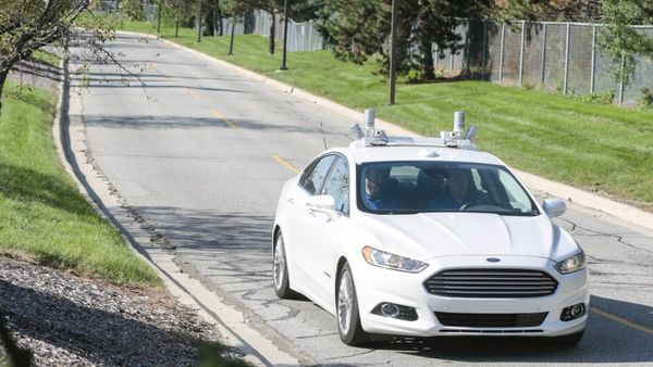 Ford's Self Driving Cars Still on Track