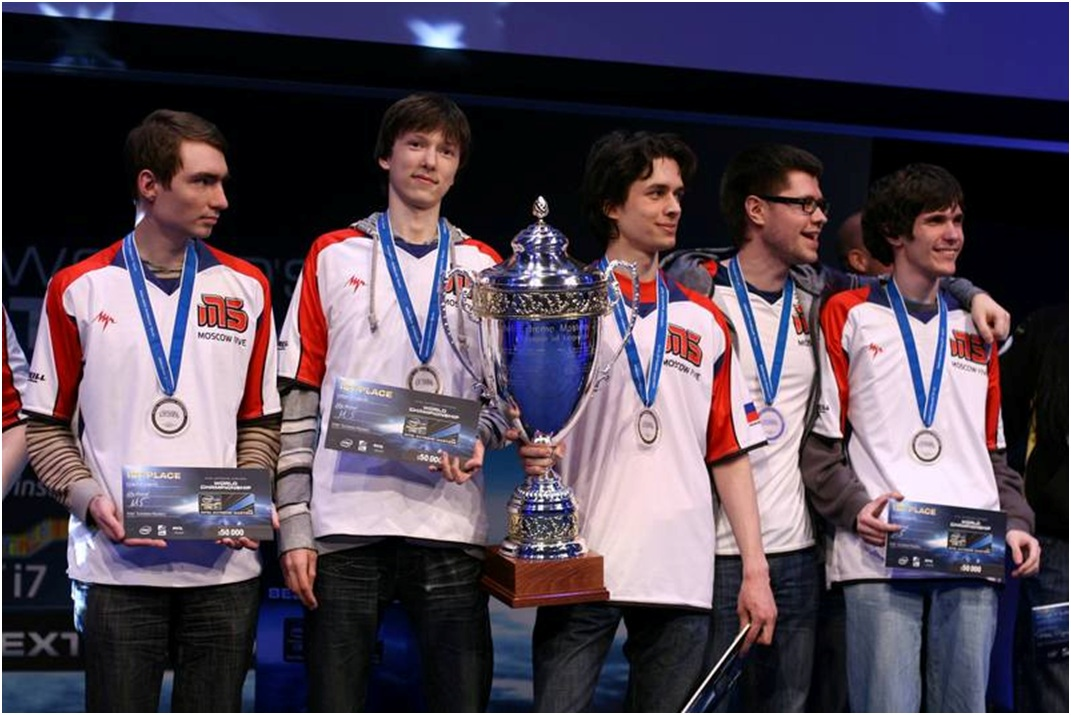 World Championship in 2012