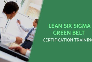 Six Sigma Green Belt Online Training
