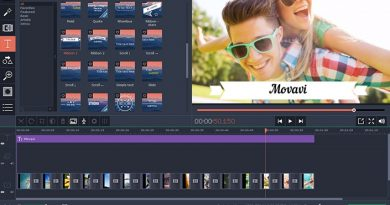 Creating Videos with Movavi Video Editor