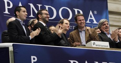 Pandora CEO Steps out from the Company