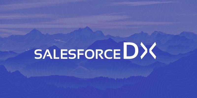 App Building with Salesforce DX