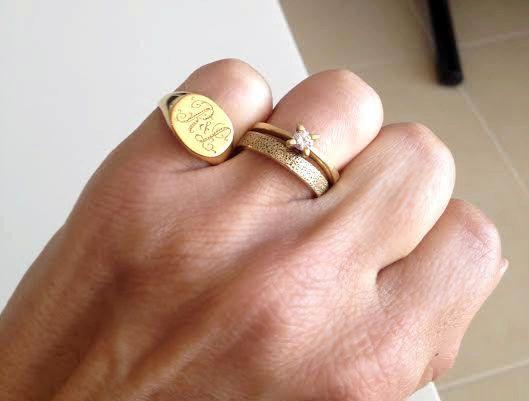 Gold Rings for Men in 2017