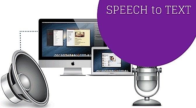 Transcribing Speech to Text
