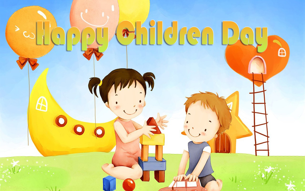 Happy Children's Day Greetings and Wallpapers - HD, Retina ...