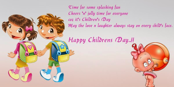 Childrens Day Whatsapp Messages