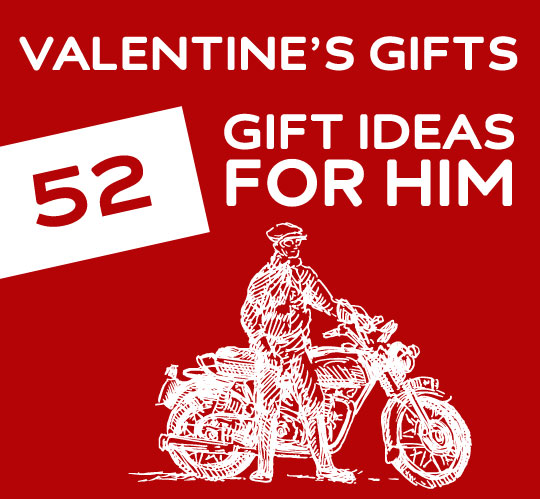 Happy Valentine Day Gifts for Him 2016