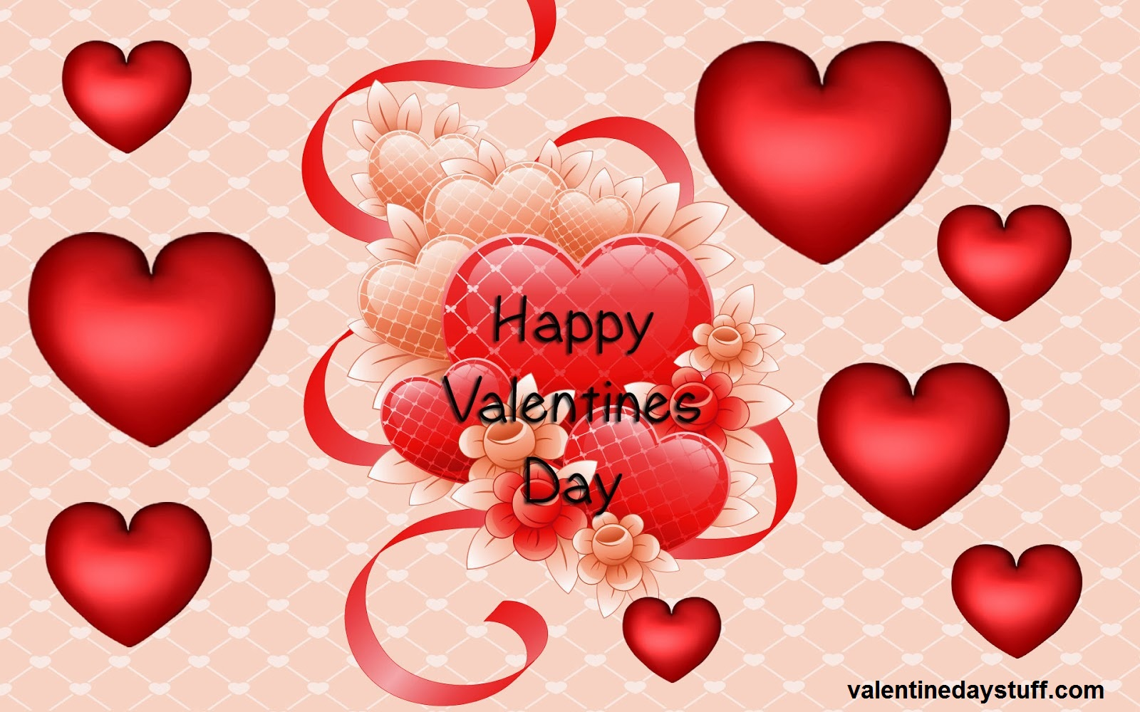 Happy valentines day greeting cards 2018 free download techicy download valentine day greeting card kristyandbryce Image collections