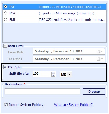 QuickData OST to PST Converter 2