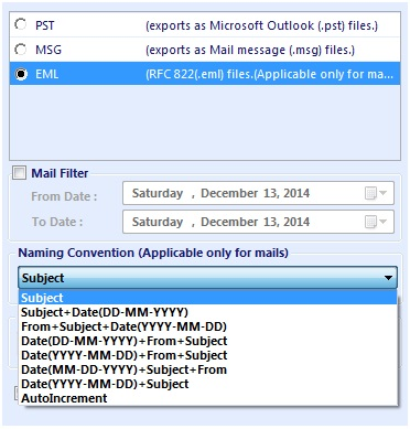QuickData OST to PST Converter 3