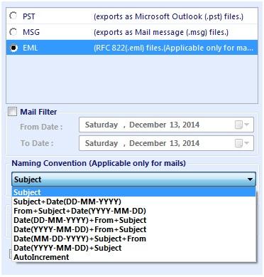 QuickData OST to PST Converter 3