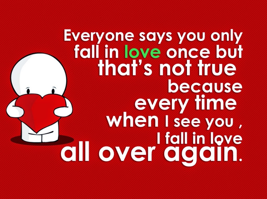 Valentines Day Cute Quote Facebook