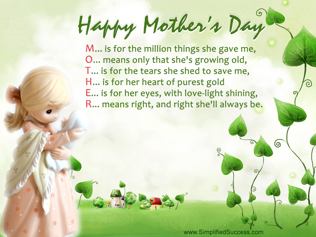 Happy Mother S Day 2019 Love Quotes Wishes And Sayings: Happy Mothers Day Wallpapers Images And Greetings