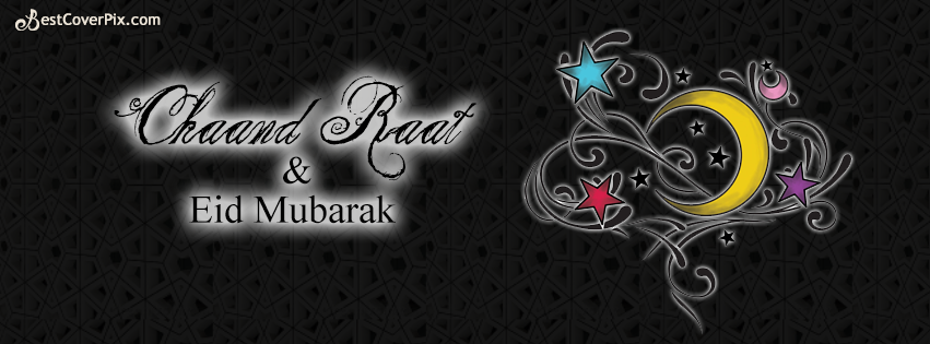 Eid Mubarak FB Covers, Photos, Banners 2015 18