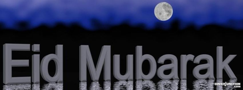 Eid Mubarak FB Covers, Photos, Banners 2015 9