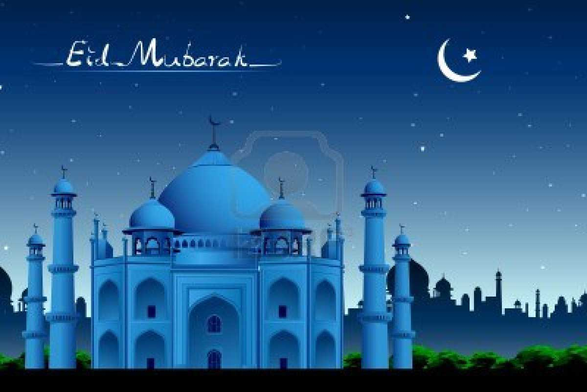 Download Eid Mubarak HD Photos Wallpaper
