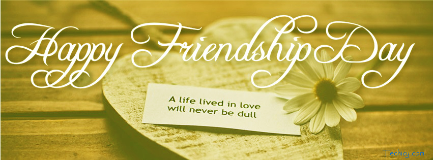Friendship Day FB Covers, Photos, Banners 2015