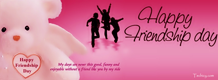 Happy Friendship Day Facebook (FB) Covers, Photos, Banners 2015