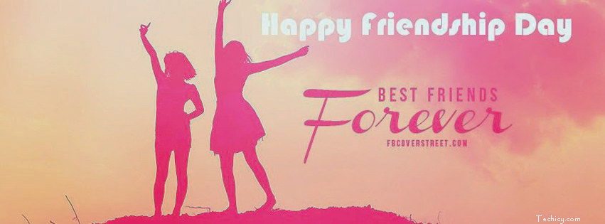 Happy Friendship Day Facebook (FB) Covers, Photos, Banners ...